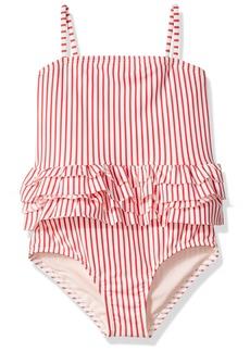 Roxy Little Girls' Cute Travel One Piece Swimsuit