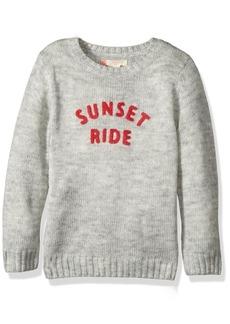 Roxy Little Girls' Daisy Tales Sweater