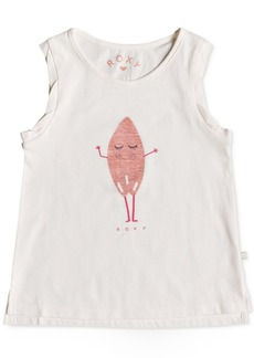 Roxy Toddler Girls Graphic-Print Cotton Tank Top