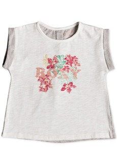 Roxy Little Girls Graphic-Print Top