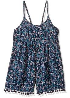 Roxy Little Girls' I Do Sometimes Woven Dress