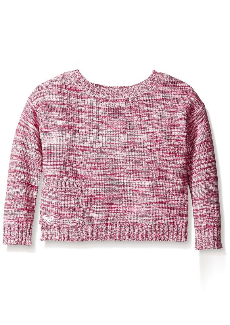 Roxy Little Girls' Lit Roasted Sweater