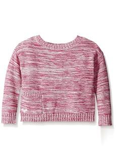 Roxy Little Girls' LIT Roasted Sweater  6X