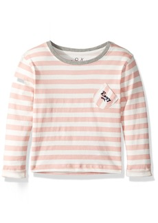 Roxy Little Girls' Ocean of Story T-Shirt
