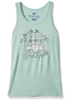 Roxy Little Girls' Road Trippin Tw Racerback Tank