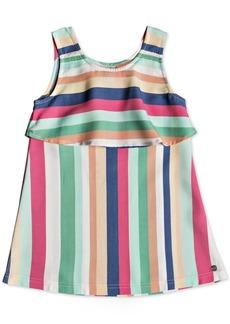 Roxy Toddler Girls Striped Tank Dress