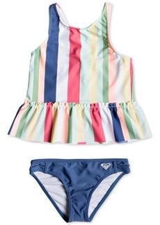 Roxy Little Girls Tankini Swimsuit