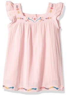 Roxy Little Girls' Tropic's Culture Solid Dress