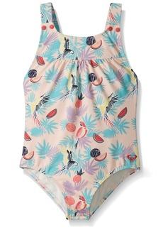 Roxy Little Girls' Vintage Tropical One Piece Swimsuit