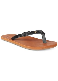 Roxy Liza Flip-Flop Sandals Women's Shoes