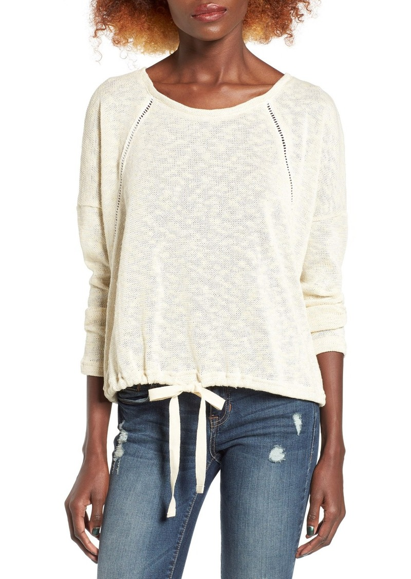 Roxy Loose Ends Knit Pullover