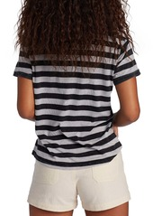 Roxy Made of Sunshine Stripe T-Shirt