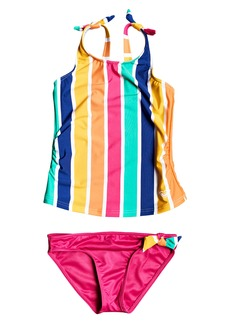 Roxy Maui Shade Two-Piece Tankini Swimsuit (Toddler, Little Girl & Big Girl)