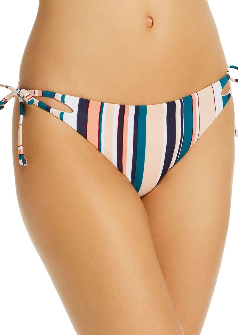 Roxy Milady Striped Bikini Bottom