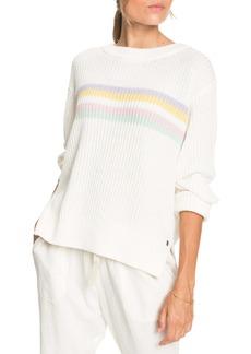 Roxy Morning Mood Shaker Knit Sweater