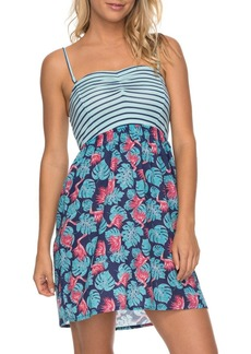 Roxy Ocean Romance Convertible Sundress