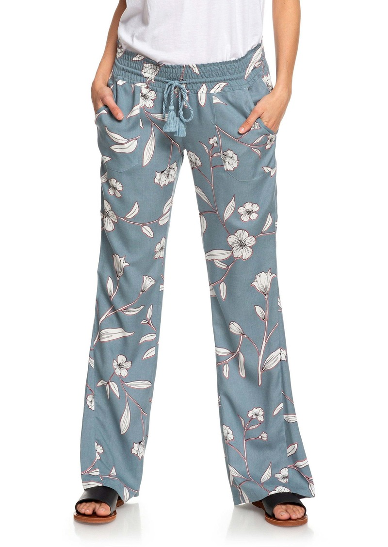 Roxy Oceanside Floral Pants