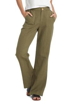 Roxy Oceanside High Waist Pants