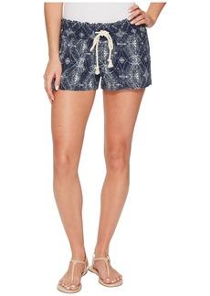 Roxy Oceanside Printed Non-Denim Shorts