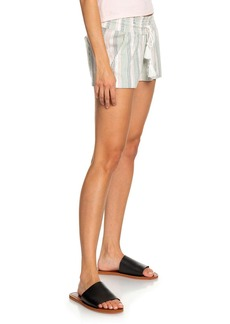 Roxy Oceanside Stripe Shorts
