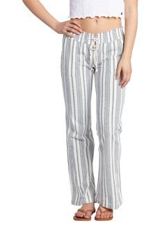 Roxy Oceanside Tie Waist Pants