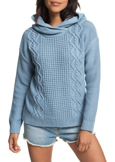 Roxy Off to Dinner Hooded Sweater