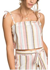 Roxy Palm Life Tie Shoulder Camisole