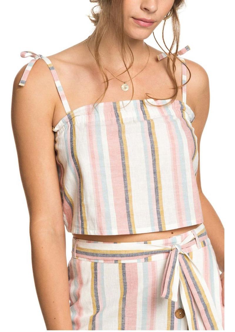 Roxy Palm Life Tie Shoulder Camisole