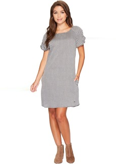 Roxy Peak Moments Striped Dress