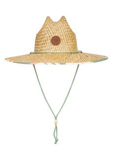 Roxy Piña to My Colada Straw Hat