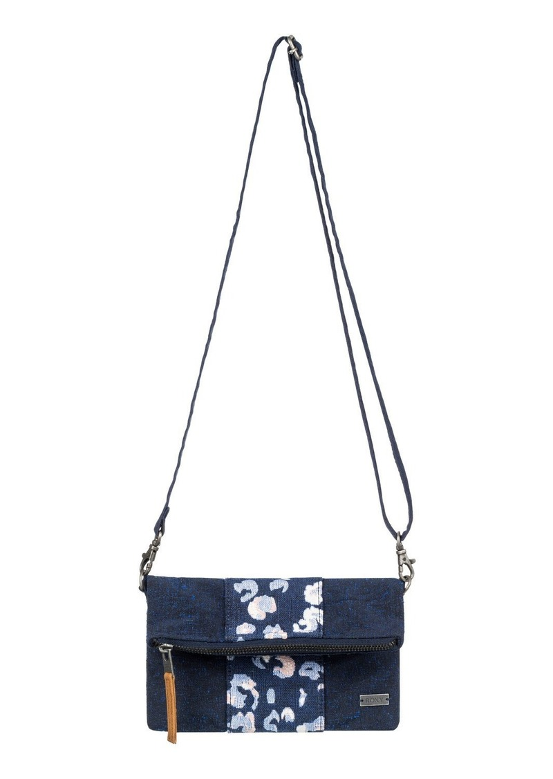 Roxy Poetic Winter Crossbody Bag dress blues