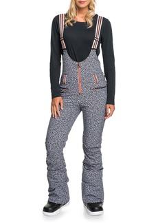 Roxy Pop Snow Summit Bib Ski Pants