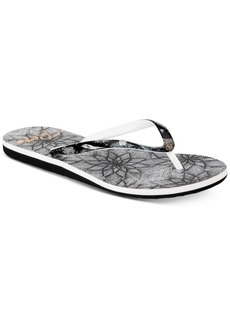 Roxy Portofino Ii Flip-flop Sandals Women's Shoes