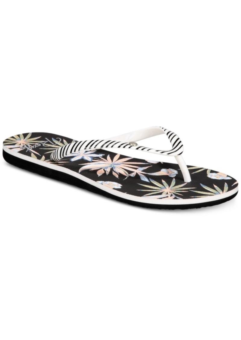 e19371d4526b Roxy Roxy Portofino Ii Flip-flop Sandals Women s Shoes
