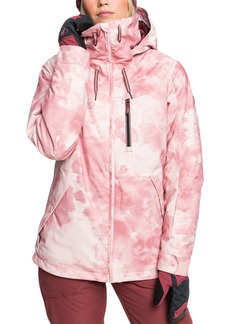 Roxy Presence Waterproof Hooded Parka