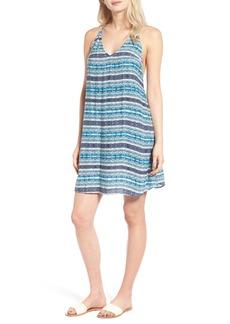 Roxy Print Swing Dress