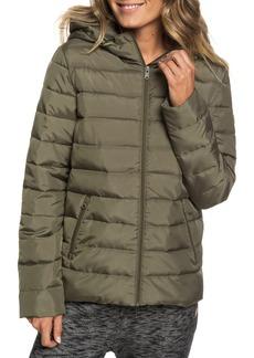 Roxy Rock Peak Puffer Jacket