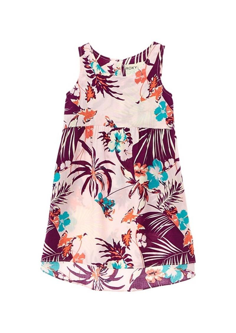 Roxy Roxy Girls' Over Seas Sundress