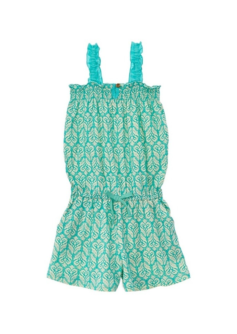 Roxy Roxy Girls' Palm Tree Romper