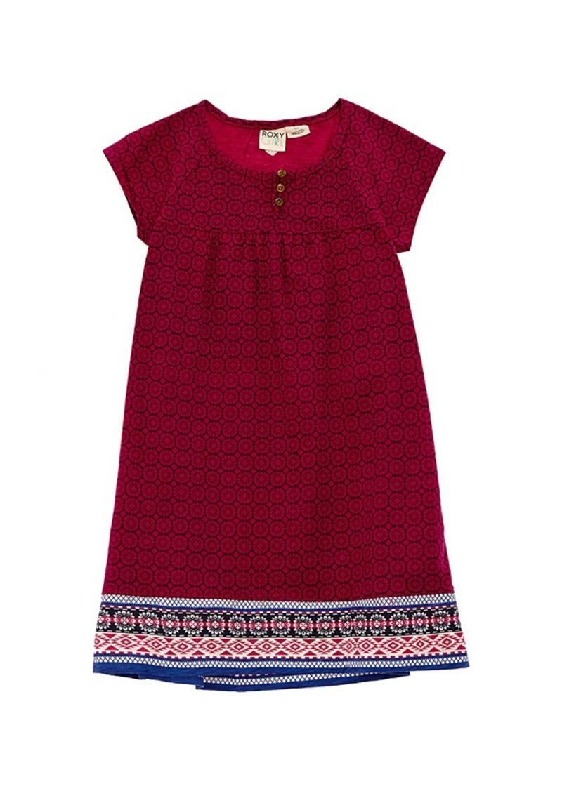 Roxy Roxy Girls' Pink Lodge Dress
