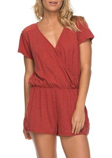 Roxy Salty Evening Romper
