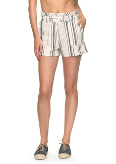 Roxy San Salvador Stripe Shorts