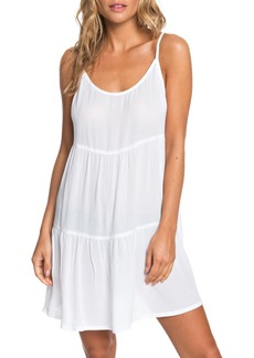 Roxy Sand Dune Sleeveless Cover-Up Minidress