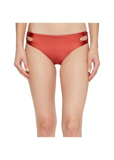 Roxy Shine Softly Love Reversible 70s Bikini Bottom