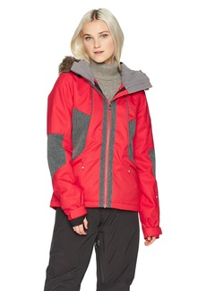 Roxy Snow Junior's Atmosphere Snow Jacket  L
