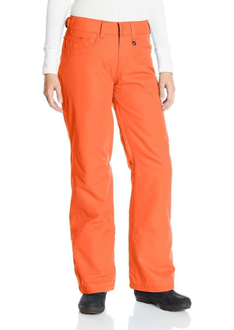 roxy roxy snow junior u0027s backyard snow pant x large casual pants