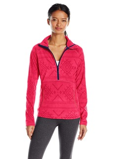 Roxy Snow Junior's Cascade Polar Fleece Sweatshirt  L