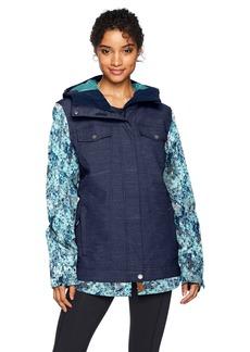Roxy Snow Junior's Ceder Snow Jacket  M