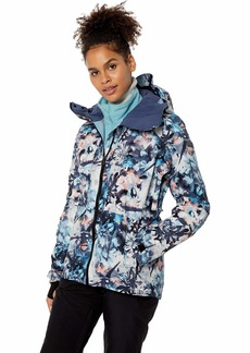 Roxy Snow Junior's Essence 2L Gore-Tex Jacket Bachelor Button_Water of Love S
