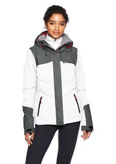 Roxy Snow Junior's Flicker Snow Jacket  M